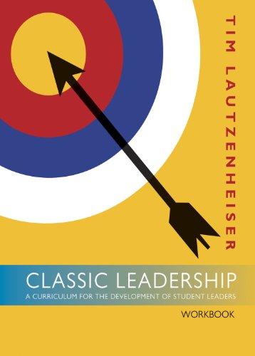 9781622770731: Classic Leadership-Student Workbook/G8659W