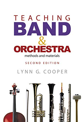 9781622771455: Teaching Band and Orchestra: Methods and Materials