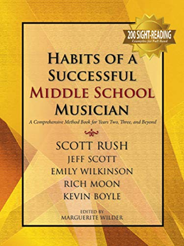 9781622771905: Habits of a Successful Middle School Musician - Euphonium