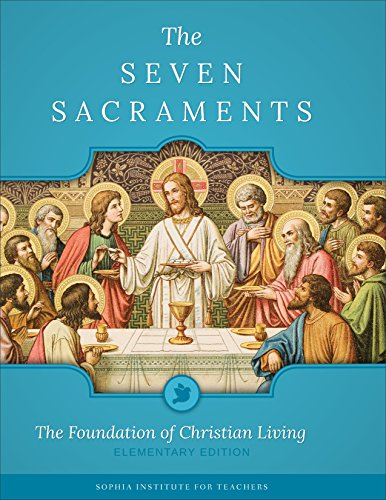 9781622822171: Seven Sacraments Teacher's Guide (Elem)