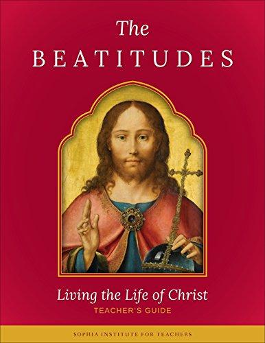 9781622823000: Beatitudes: Living the Life of Christ