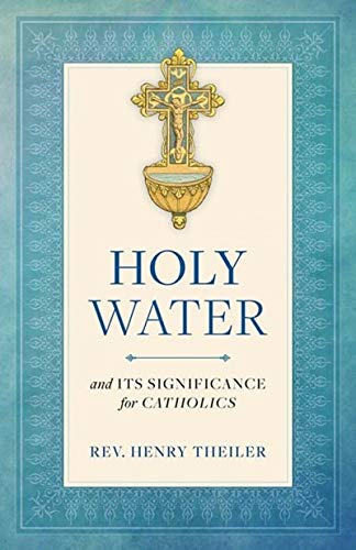 9781622823390: Holy Water and Its Significance for Catholics