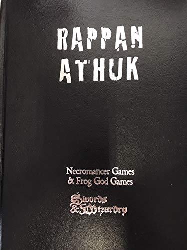 Rappan Athuk w/PDF Pathfinder (Rappan Athuk (Pathfinder))