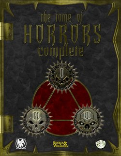 9781622831296: Tome of Horrors - Swords & Wizardry Version
