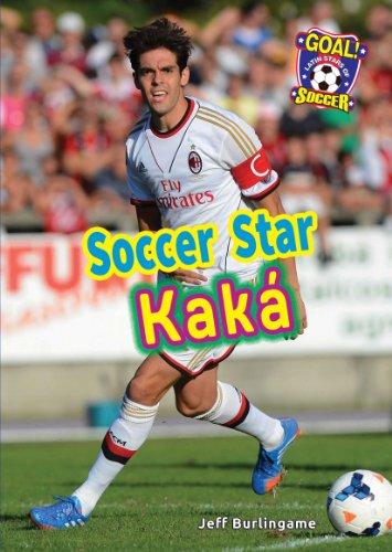 9781622852307: Soccer Star Kaka (Goal! Latin Stars of Soccer)