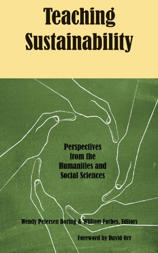 Teaching Sustainability: Perspectives from the Humanities and Social Sciences: Peterson-Boring, ...