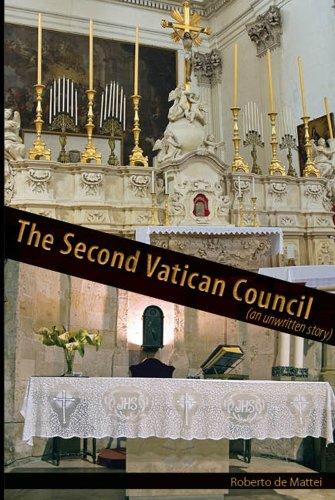 9781622920020: The Second Vatican Council - An Unwritten Story