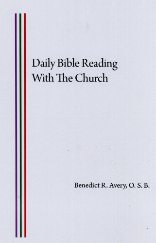 9781622920044: Daily Bible Reading With The Church