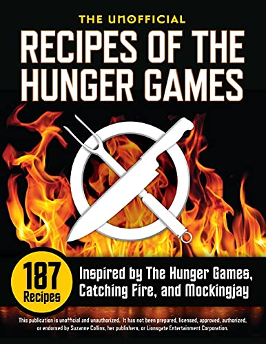Unofficial Recipes of the Hunger Games: 187: Suzanne Collins