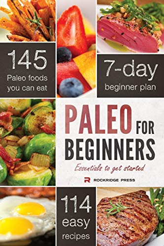 9781623150310: Paleo for Beginners: Essentials to Get Started
