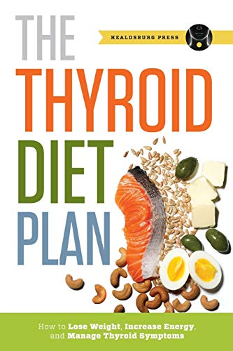 9781623152369: Thyroid Diet Plan: How to Lose Weight, Increase Energy, and Manage Thyroid Symptoms