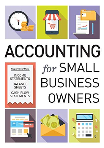 9781623155360: Accounting for Small Business Owners