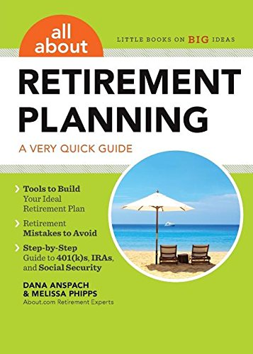 9781623155445: All about Retirement Planning: A Very Quick Guide