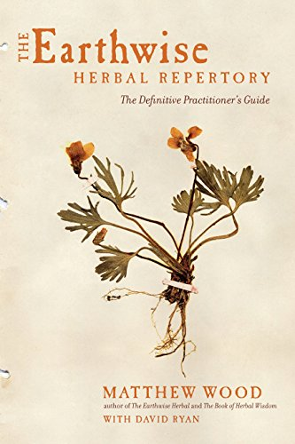 9781623170776: The Earthwise Herbal Repertory: The Definitive Practitioner's Guide