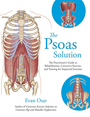 9781623171353: The Psoas Solution: The Practitioner's Guide to Rehabilitation, Corrective Exercise, and Training for Improved Function