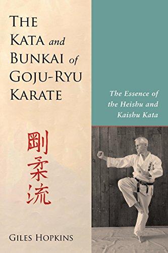 9781623171995: The Kata and Bunkai of Goju-Ryu Karate: The Essence of the Heishu and Kaishu Kata