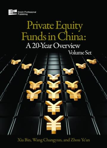 9781623200084: Private Equity Funds In China: A 20-Year Overview