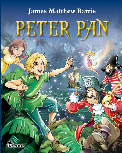 9781623210670: Peter Pan: An Illustrated Classic for Kids and Young Readers (Excellent for Bedtime & Young Readers) (Children's Fiction) (Volume 1)