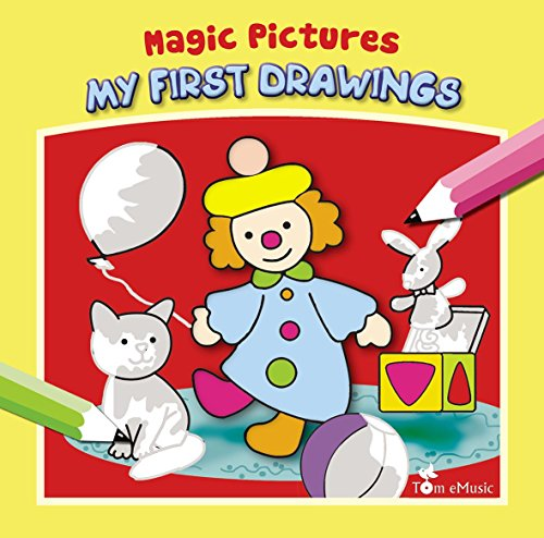 9781623210748: My First Drawings (Magic Pictures)