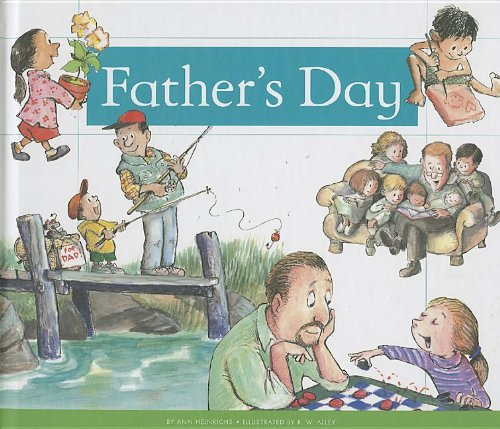 9781623235062: Father's Day (Holidays and Celebrations)