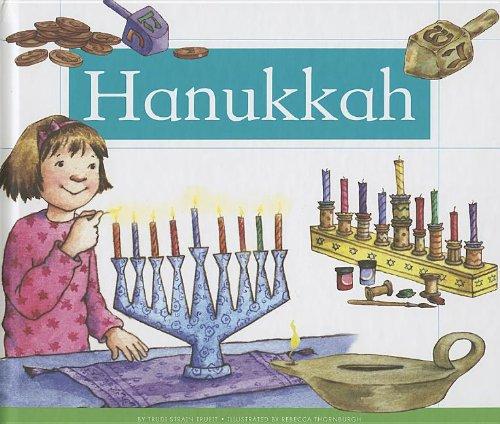Hannukah (Hardcover): Ann Heinrichs