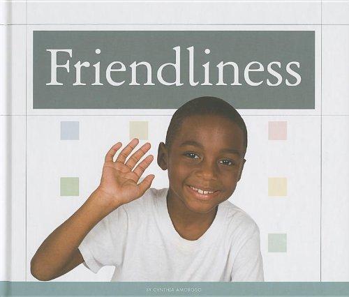 Friendliness (Hardback): Cynthia Amoroso