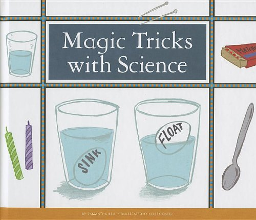 9781623235598: Magic Tricks with Science (Make Your Own Fun)