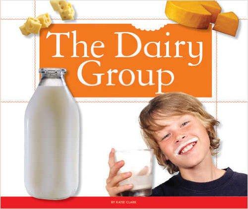 The Dairy Group (Hardcover): Katie Clark