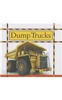 Dump Trucks (Library Binding): Cynthia Amoroso