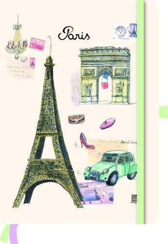 9781623250324: Green Journal large PARIS