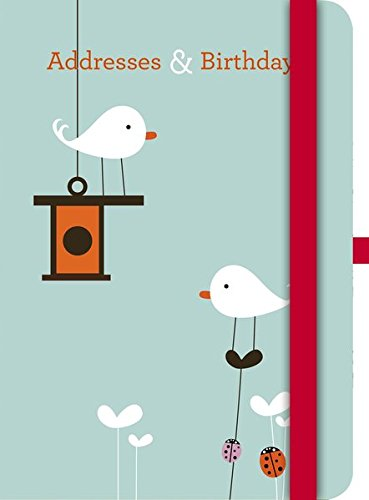 Green Address&Birthdays Isaksson: teNeues
