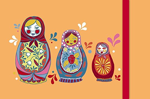 Matryoshka Sticky Notes