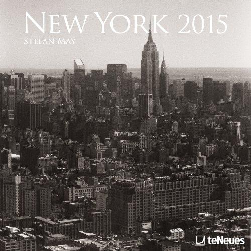 9781623251062: 2015 New York Wall Calendar