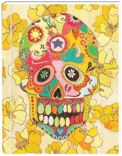 Skull GreenJournal: Lined Journal: Mercede, Jennifer