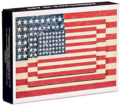 9781623255121: Americana in Art Notecard Box