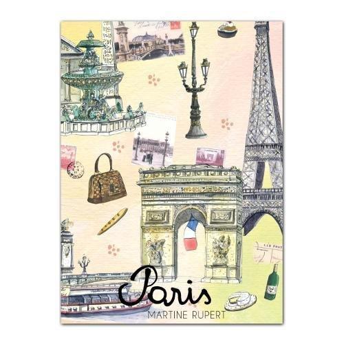 9781623255138: Paris Notecard Box