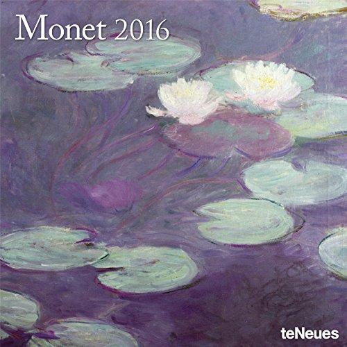 9781623255565: 2016 Claude Monet Wall Calendar
