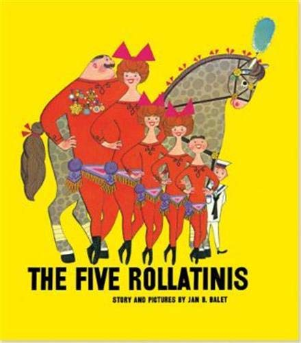 9781623260538: The Five Rollatinis