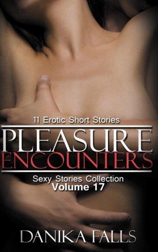 Pleasure Encounters: 11 Erotic Short Stories (Paperback): Danika Falls