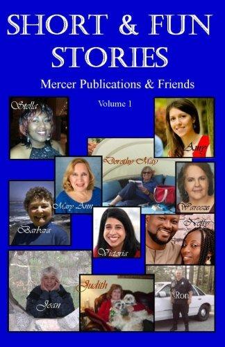 9781623290498: Short & Fun Stories: Mercer Publications & Friends (Volume 1)