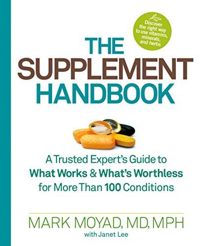 Supplement Handbook, The: MD; Moyad; Mark MPH