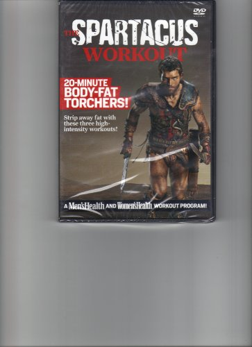 9781623360658: The Spartacus Workout 20 Minute Body Fat Torchers!