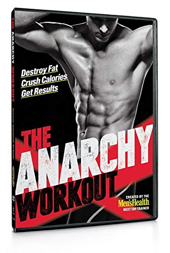9781623364373: Men's Health The Anarchy Workout