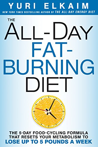 The All-Day Fat-Burning Diet (Hardback)