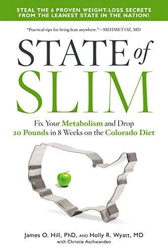 9781623367640: State of Slim: Fix Your Metabolism and Drop 20 Pounds in 8 Weeks on the Colorado Diet