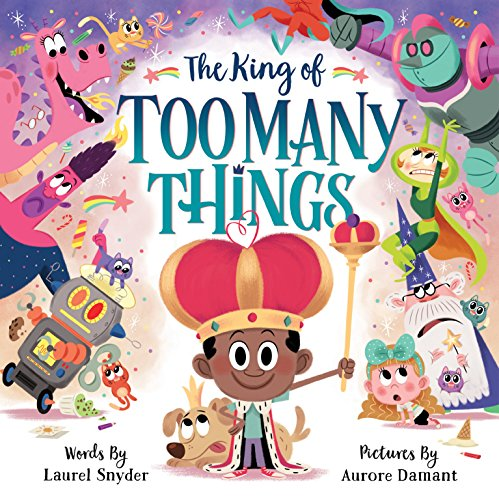 The King of Too Many Things (Hardback)