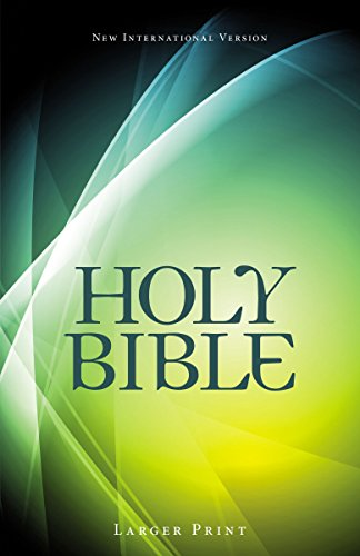 9781623370343: NIV, Holy Bible, Larger Print, Paperback