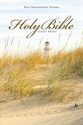 9781623370725: NIV, Holy Bible, Giant Print, Paperback