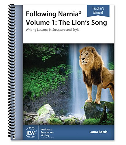 9781623412401: Following Narnia Volume 1: The Lion's Song [Teacher's Manual only]