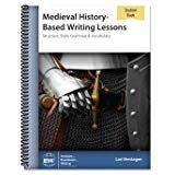 9781623412470: Medieval History-Based Writing Lessons [Student Book only]